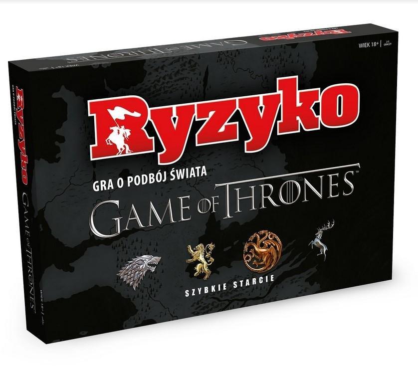 Ryzyko: Game of Thrones (Gra o Tron) - Szybkie starcie