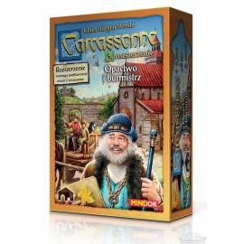 Carcassonne 5 - Opactwo i burmistrz (druga edycja)