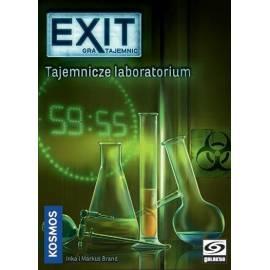 Exit: Tajemnicze laboratorium GALAKTA