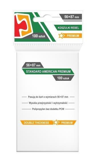 Koszulki Standard American Premium 56x87 (100szt)