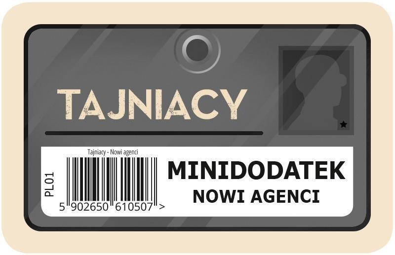 Tajniacy: Nowi Agenci REBEL