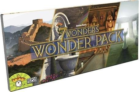 7 Cudów Świata: Wonder Pack REBEL