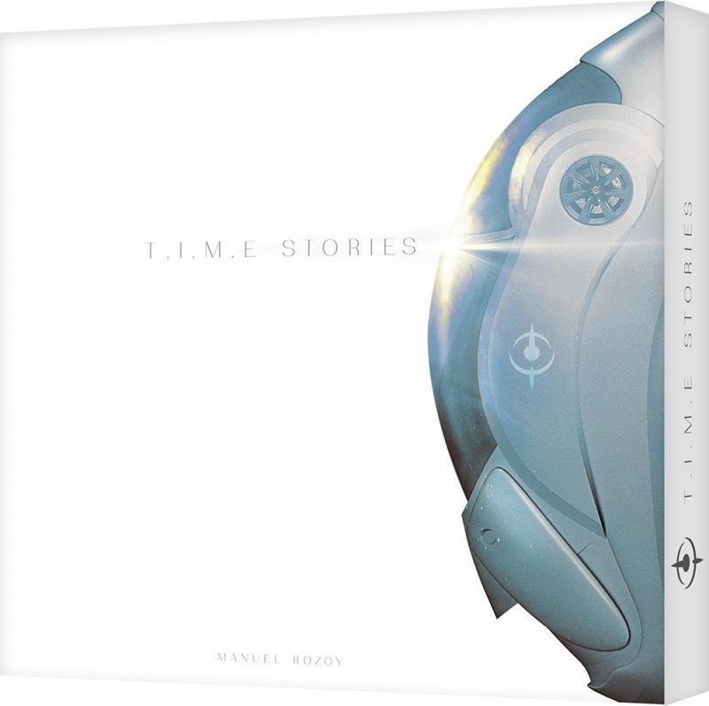 T.I.M.E Stories REBEL