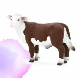 Cielę rasy Hereford ANIMAL PLANET