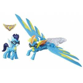 My Little Pony Guardian of Harmony Spitfire&Soarin