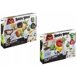 Angry Birds Atak Na Wyspę Świnek - zestaw