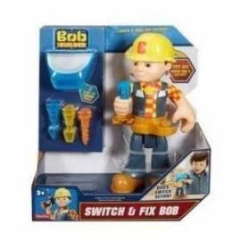 BOB Figurka z narzędziami Bob Złota Rączka