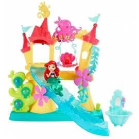 Disney Princess Podwodny zamek Arielki