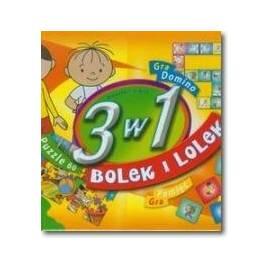 3 w 1 - gry Bolek i Lolek
