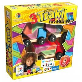 3 Traki - układanka logiczna Smart Games
