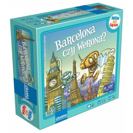 Barcelona czy Werona?