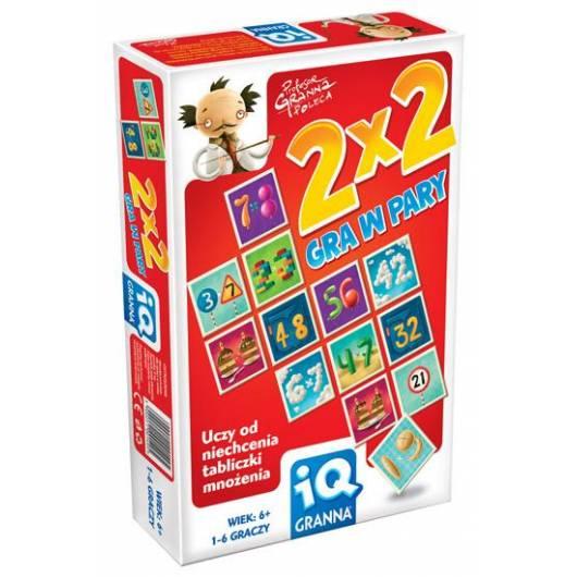 IQ - 2 x 2