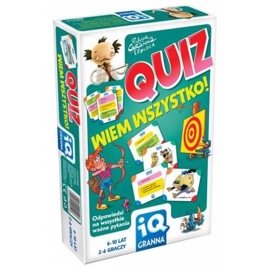 IQ - Quiz wiem wszystko