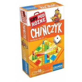 Chińczyk - gra podróżna GRANNA