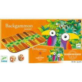 Backgammon Junior Djeco