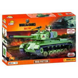 COBI WoT M46 Patton (3008)