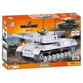 COBI WoT Leopard I (3009)