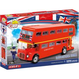 COBI 1:35 London Bus - autobus dwupiętrowy 435 kl. (1885)