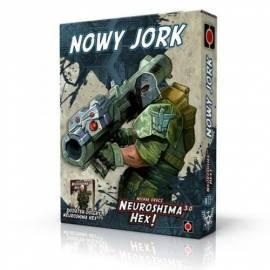 Neuroshima Hex 3.0: Nowy Jork PORTAL