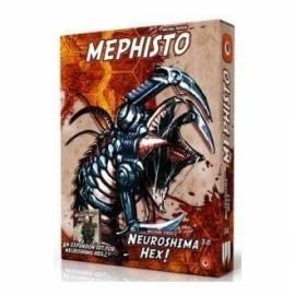 Neuroshima HEX 3.0: Mephisto PORTAL
