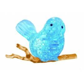 Crystal puzzle - Ptak