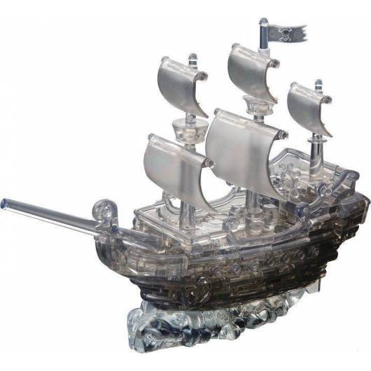 Crystal puzzle - Duży statek piracki