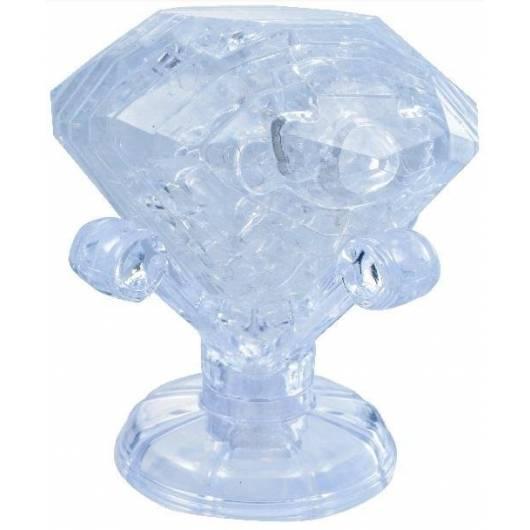 Crystal puzzle - Diament + stojak