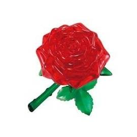 Crystal puzzle - Róża