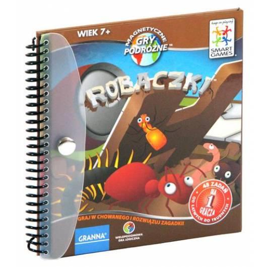 Robaczki - magnetyczna gra podróżna