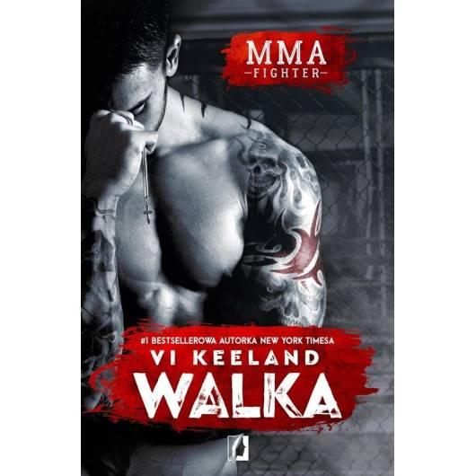 Walka. MMA fighter