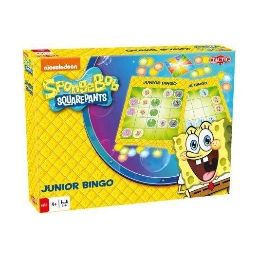 Sponge Bob - Junior Bingo TACTIC