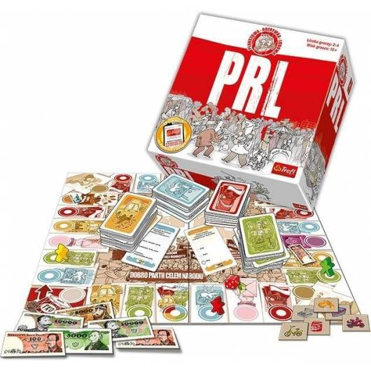 PRL - Planszowa Rozrywka Ludowa TREFL