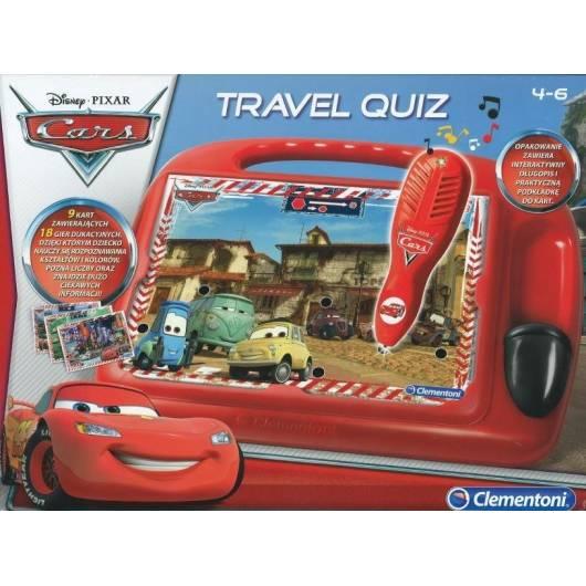 Travel Quiz. Auta