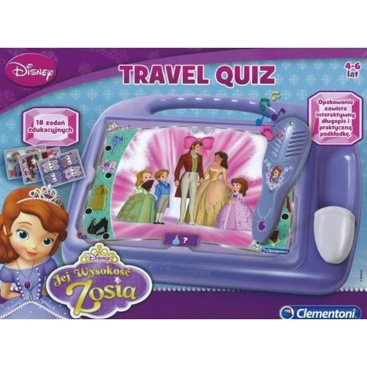 Travel Quiz. Jej wysokość Zosia