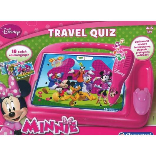Travel Quiz. Minnie
