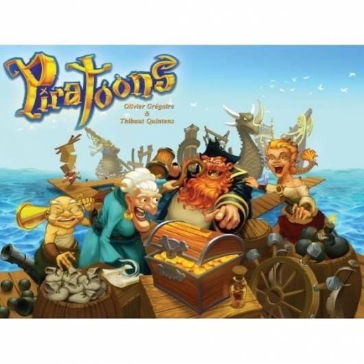 Piratoons HOBBITY