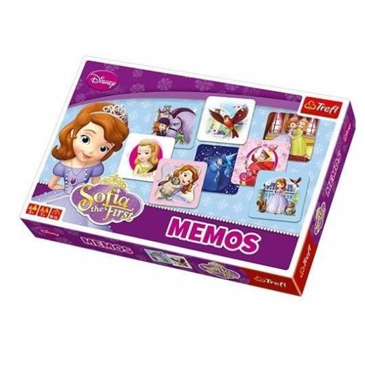 Memos - Jej Wysokość Zosia TREFL