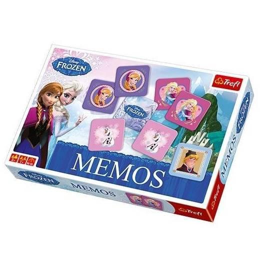 Memos - Frozen TREFL