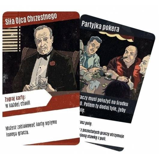 La Cosa Nostra - dodatek: Ojciec Chrzestny