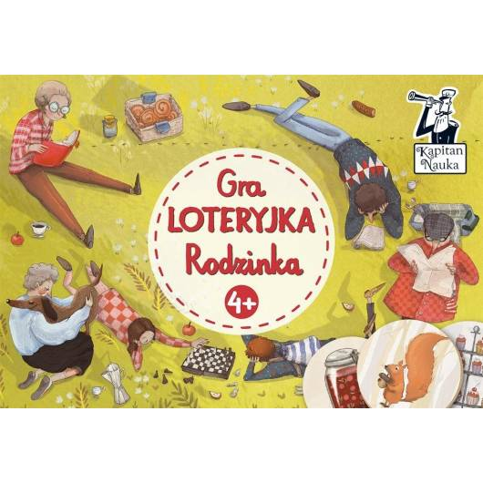 Loteryjka Rodzinka 4+