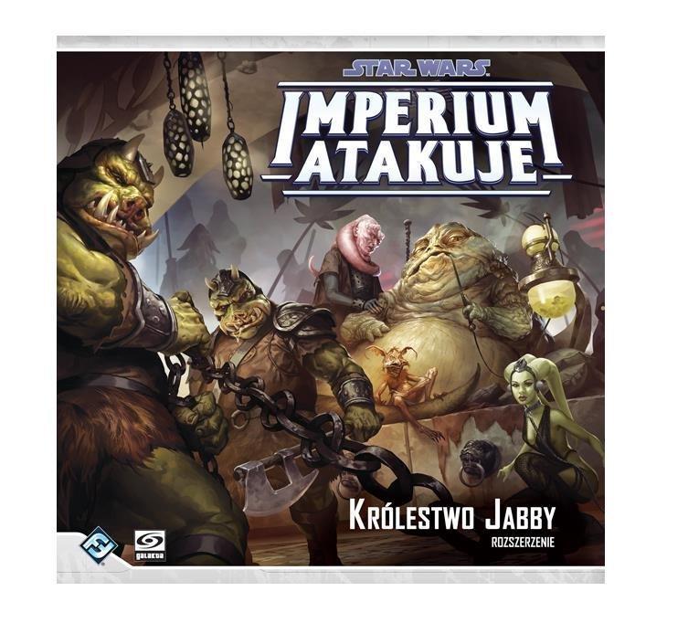 Star Wars: Imperium Atakuje Królestwo Jabby GALAKTA