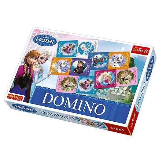 Domino - Frozen TREFL
