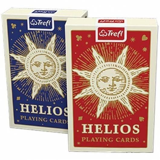 Karty - Helios 55 listków TREFL