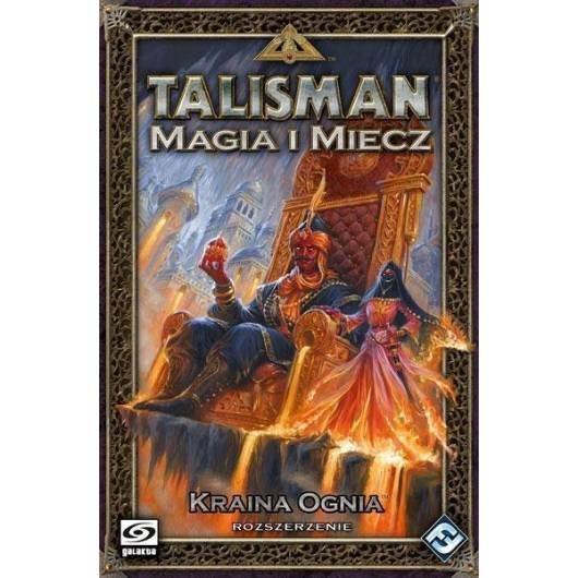 Talisman: Magia i Miecz - Kraina Ognia GALAKTA