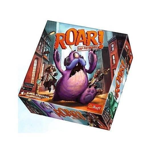 Roar! Łap potwora TREFL