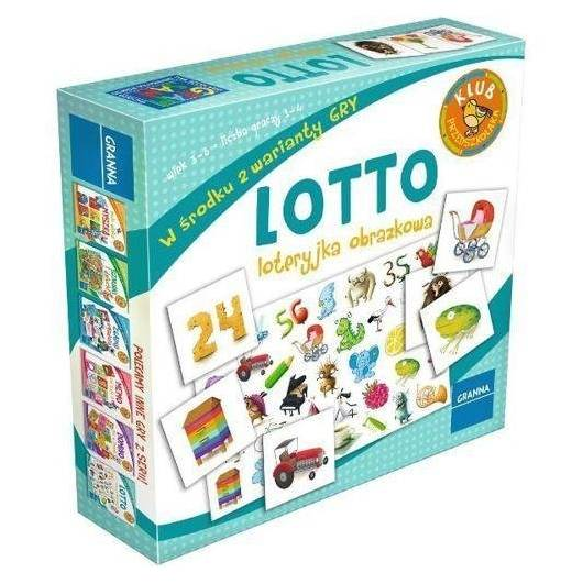 Klub przedszkolaka - Lotto GRANNA