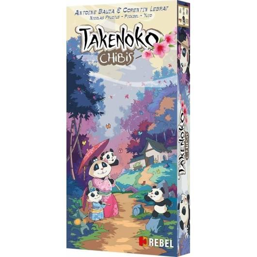 Takenoko: Chibis REBEL