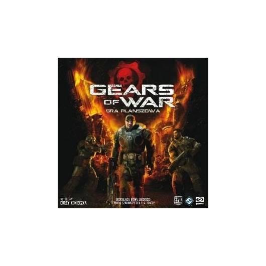 Gears of War - gra planszowa (edycja polska) GALAKTA