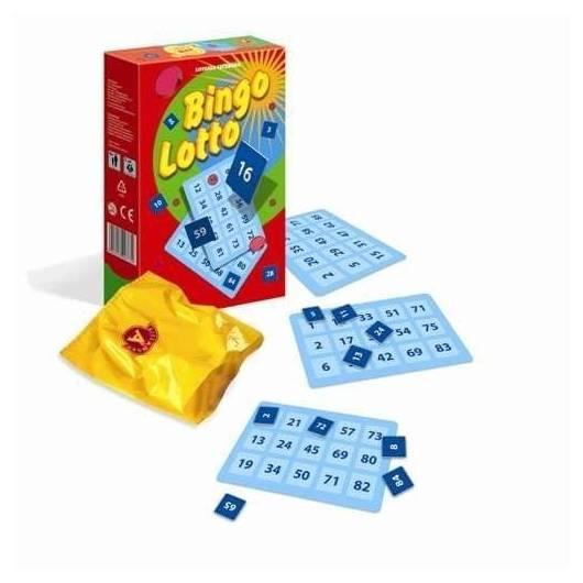 Bingo Lotto mini ALEX