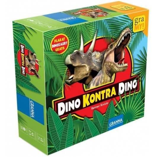 Dino kontra Dino GRANNA
